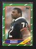 1986 Topps #20 William The Refrigerator Perry Bears Rookie Football Card