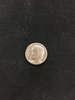 1957-United States Roosevelt Dime - 90% Silver Coin