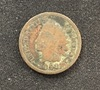 1892 United States Indian Head Cent Coin