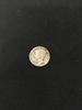 1940 United States Mercury Silver Dime - 90% Silver Coin