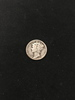 1935-D United States Mercury Silver Dime - 90% Silver Coin