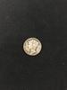 1940-S United States Mercury Silver Dime - 90% Silver Coin