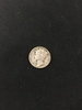 1941-D United States Mercury Silver Dime - 90% Silver Coin