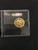 Ancient Gold Coin - Geta Aureus - 22k Gold - c. 209-211 A.D. - 6.3 grams Image 2
