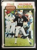 1979 Topps #520 Ken Stabler Raiders Vintage Football Card