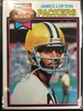 1979 Topps #310 James Lofton Packers Vintage Rookie Football Card