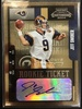 2004 Playoff Contenders Jeff Smoker Rams Rookie Autograph Card