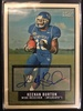 2009 Topps Magic Keenan Burton Rams Rookie Autograph Card