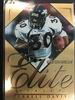 1998 Donruss Elite Terrell Davis Broncos PROMO Insert Card