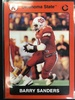 1991 Oklahoma State Collegiate Collection Barry Sanders Football Card - RARE