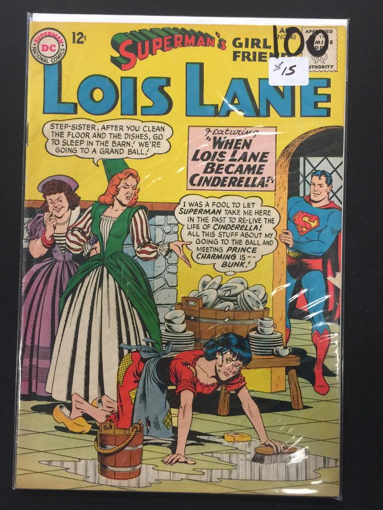 7/28 Rare Comic Book Auction