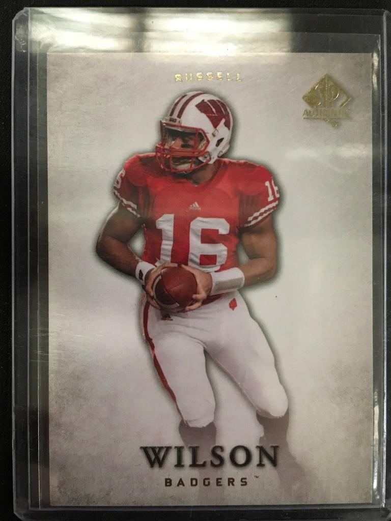 7/27 Football Rookie & Autograph Cards