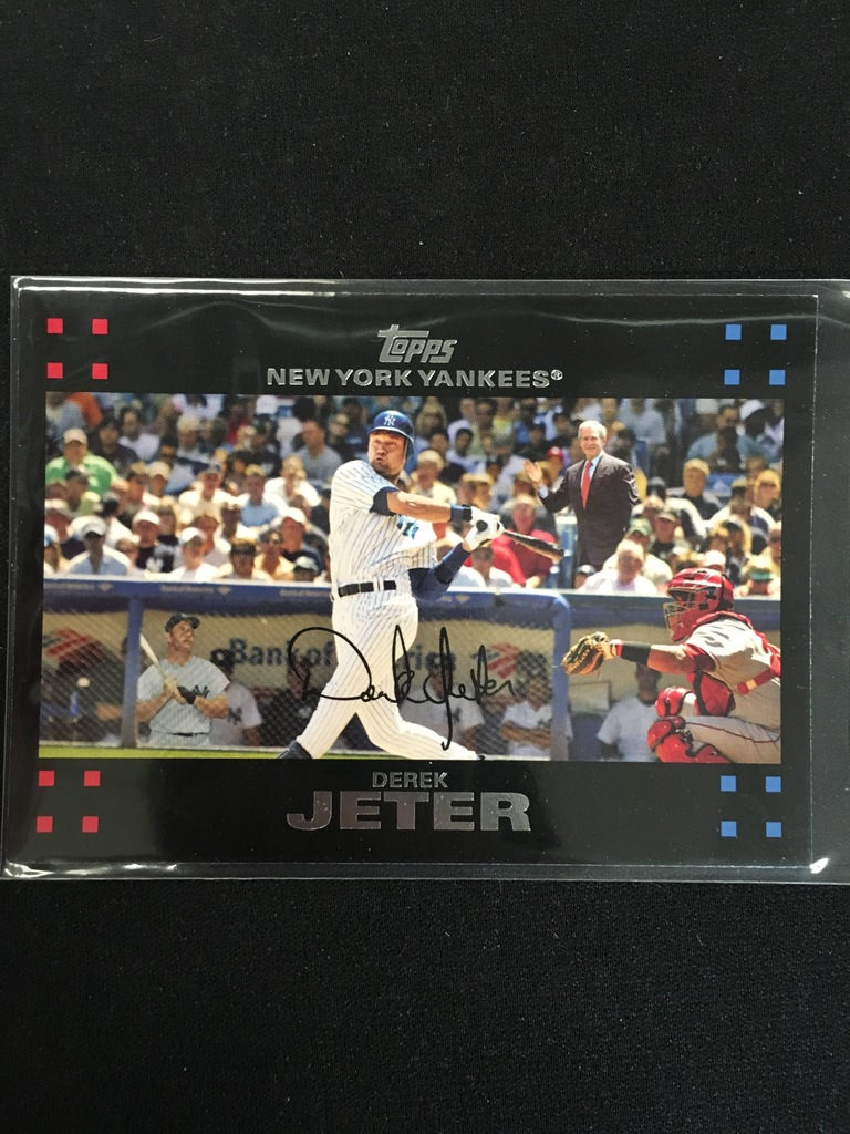 7/28 Vintage & Modern Baseball Card Auction