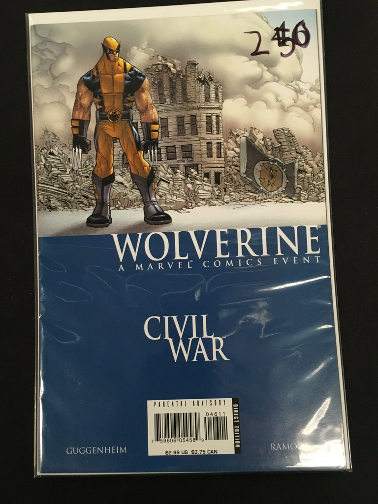 7/30 Outstanding Comic Book Auction