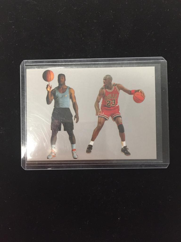 7/31 Basketball Autograph & Jersey Card Auction
