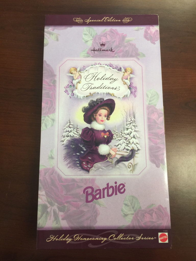 7/28 New in Box Barbie Auction
