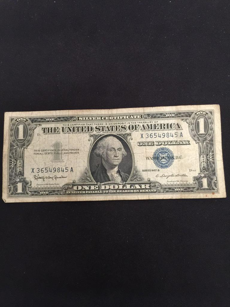 1957 B United States Washingto Auctions Online Proxibid