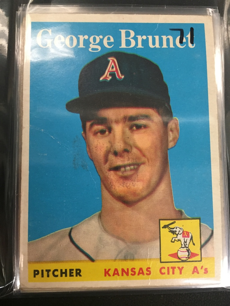 7/29 Vintage Baseball Card BLOWOUT Auction