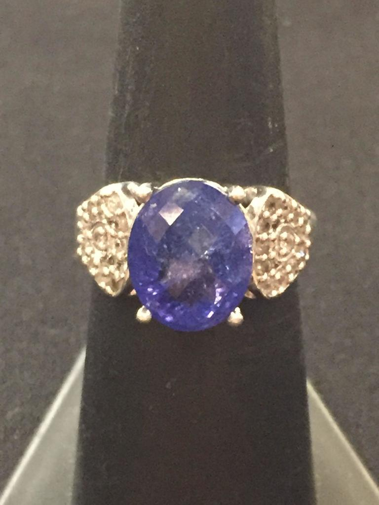 7/24 3PM Sterling Silver Ring Auction