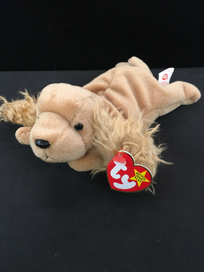 744a0da810f Ty Beanie Baby W  Tag - Spunky... Auctions Online