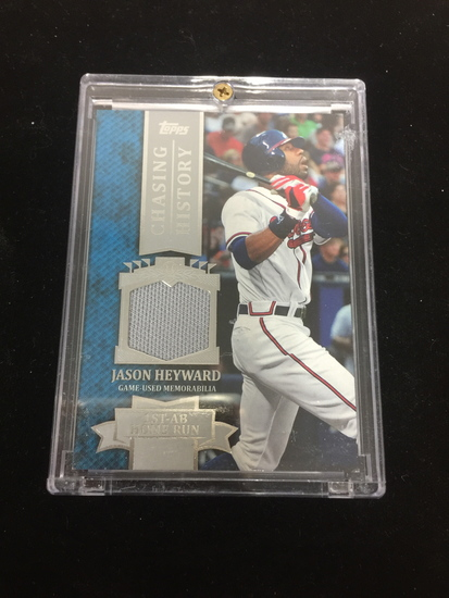 2013 Topps Chasing History Jas Auctions Online Proxibid