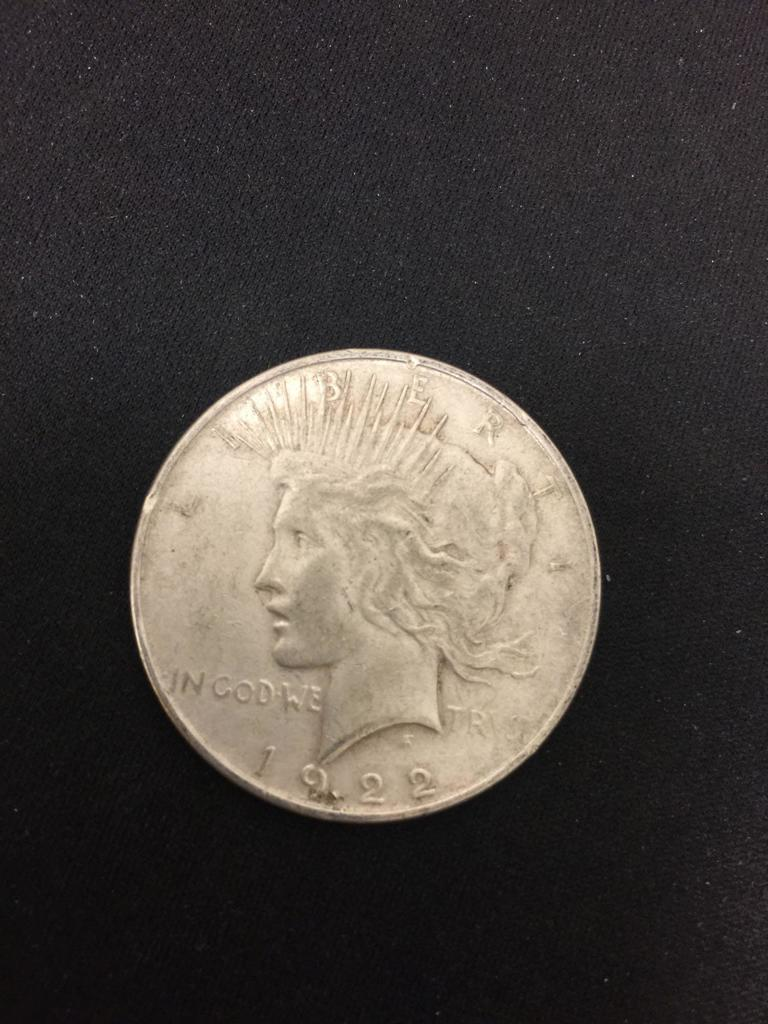 11/21 Noon Coin Auction