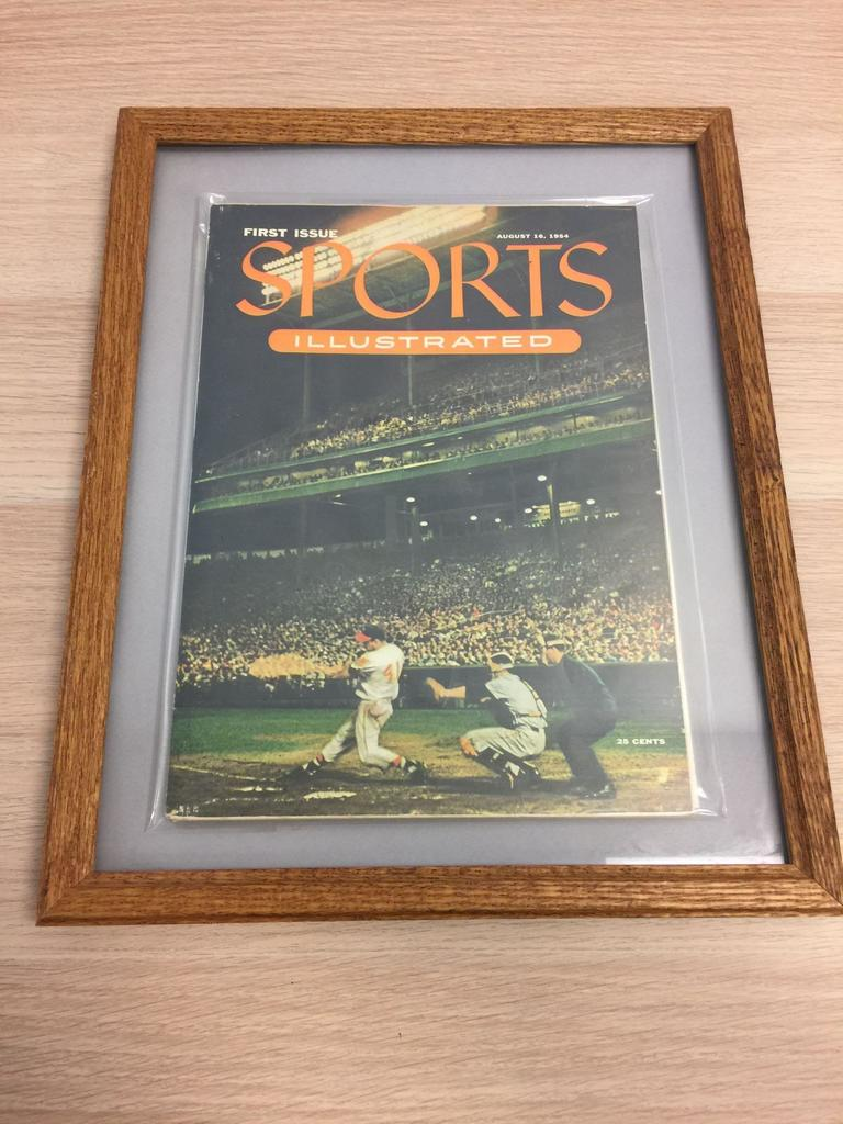 1/19 Sports Memorabilia Auction