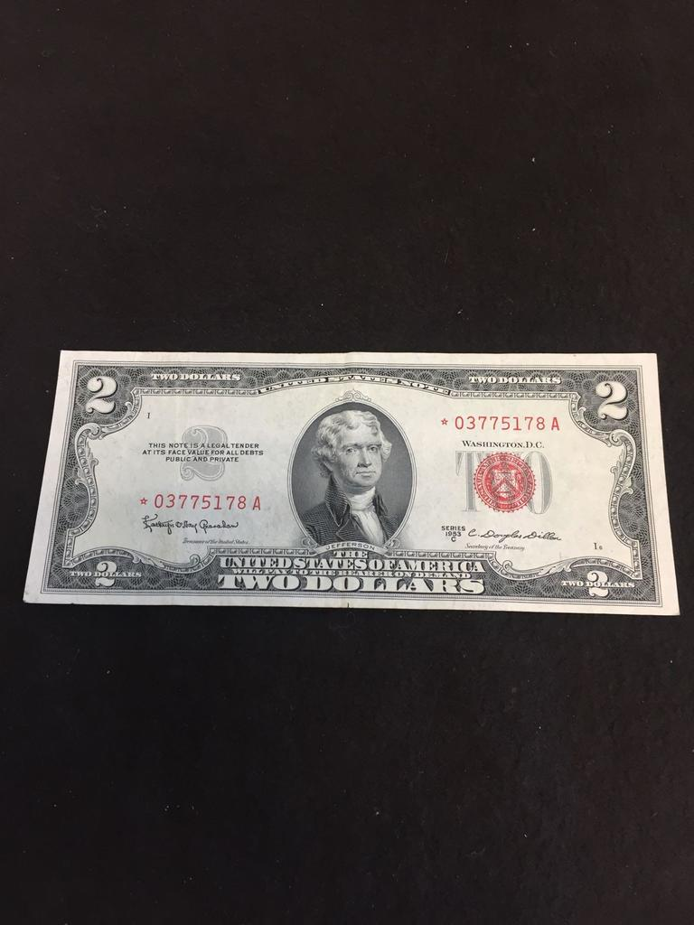 5/25 Weekly Currency Auction
