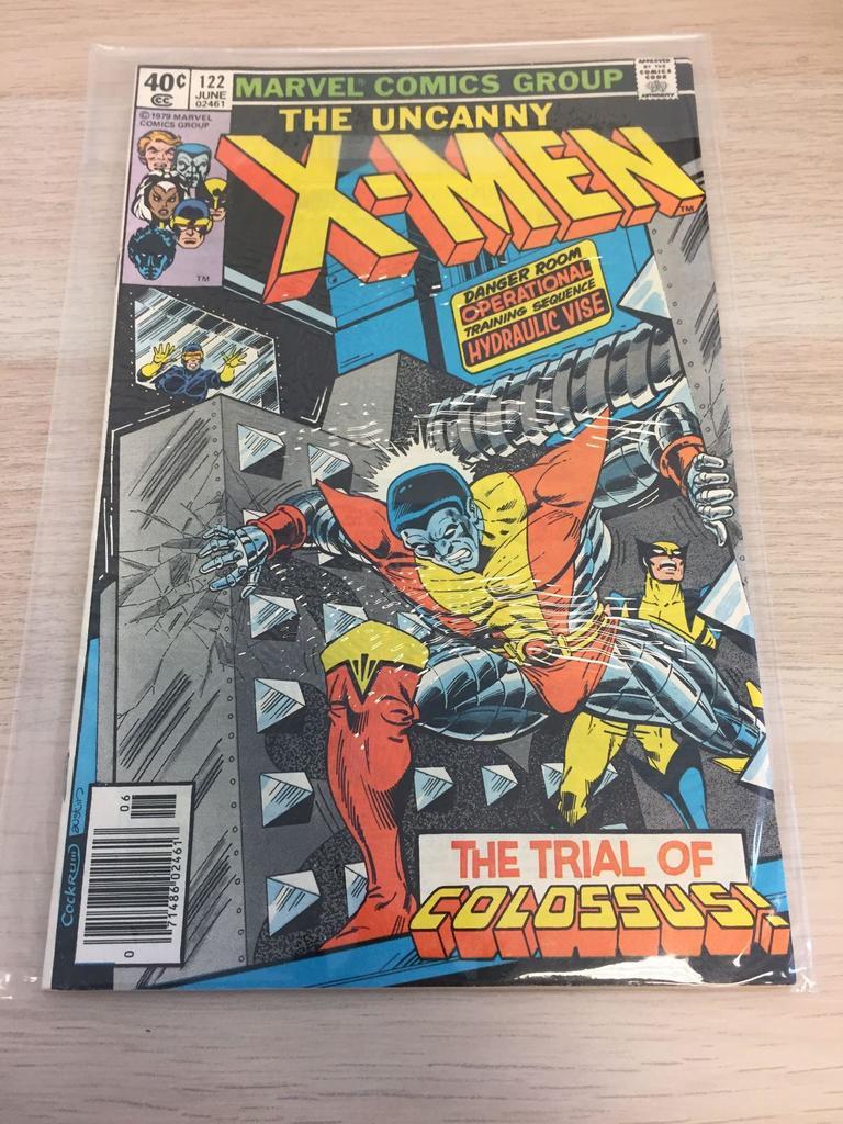 5/25 Comic Book Auction