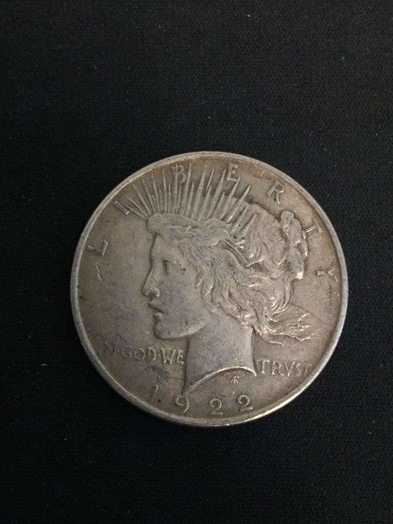 5/26 Afternoon Coin Auction