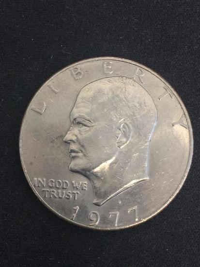 1977-D United States Eisenhower Dollar