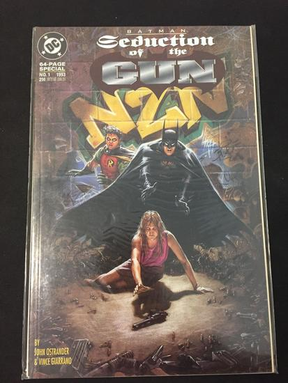DC Comics, Batman Seduction Of The Gun #1 Special-Comic Book