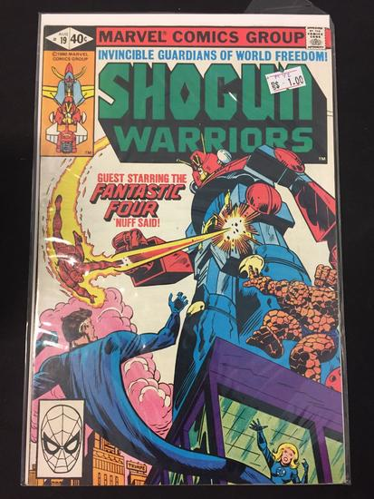 Marvel Comics, Shogun Warriors #19-Comic Book