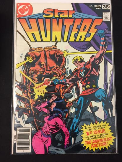 DC Comics, Star Hunters #2-Comic Book