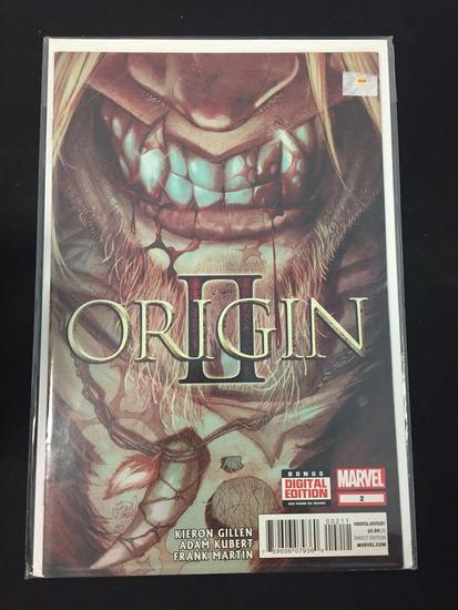 Marvel Comics, Origin II #2-Comic Book