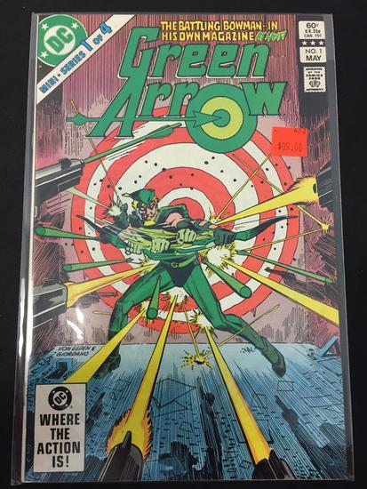DC Comics, Green Arrow #1 of 4-Comic Book