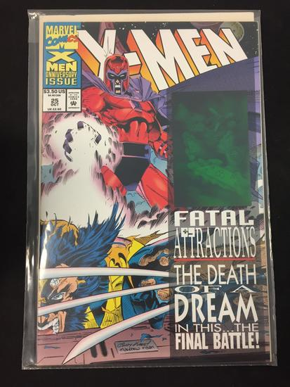 Marvel Comics, X-Men #25 Anniversary Issue-Comic Book