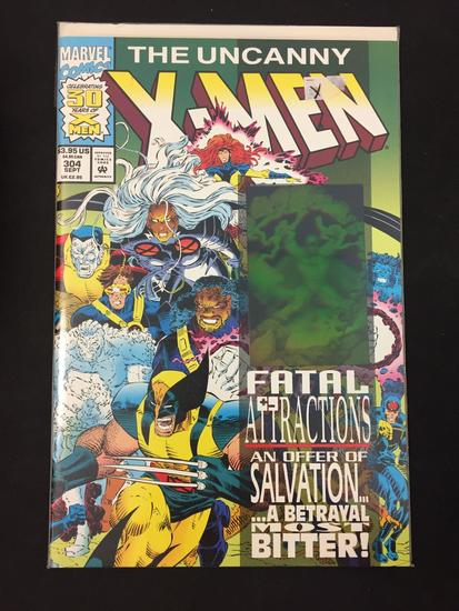 Marvel Comics, The Uncanny X-Men #304-Comic Book