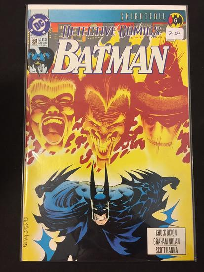 DC Comics, Detective Comics #661-Comic Book