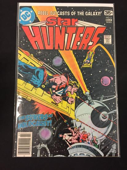DC Comics, Star Hunters #3-Comic Book