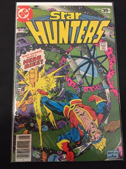DC Comics, Star Hunters #4-Comic Book