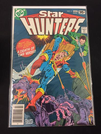 DC Comics, Star Hunters #5-Comic Book