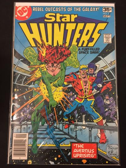 DC Comics, Star Hunters #6-Comic Book
