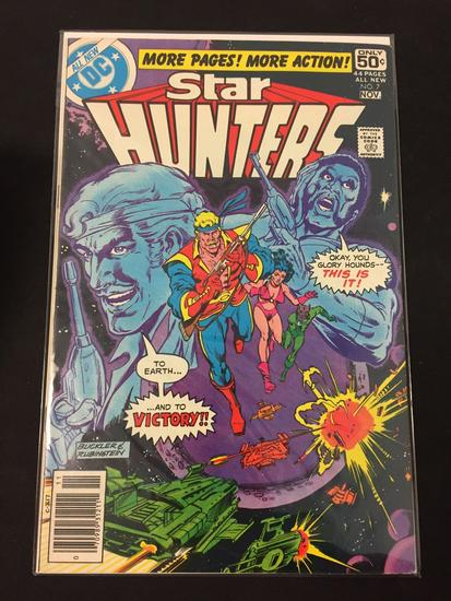 DC Comics, Star Hunters #7-Comic Book