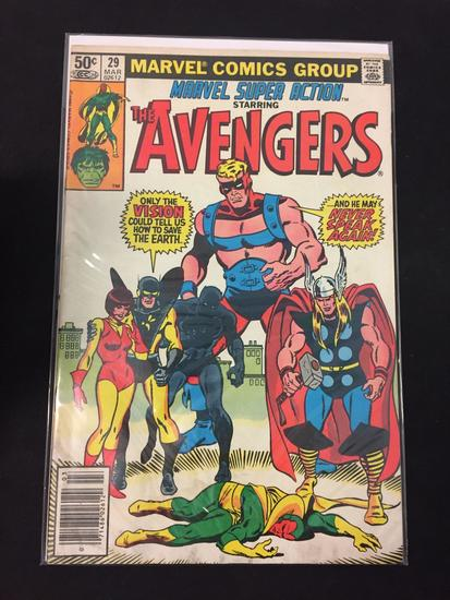 Marvel Comics, The Avengers #29-Comic Book