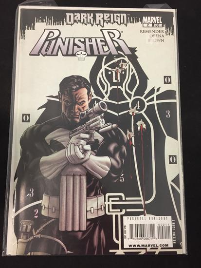 Marvel Comics, Punisher #2-Comic Book