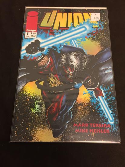 Image Comics, Union #1-Comic Book