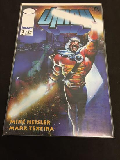 Image Comics, Union #2-Comic Book