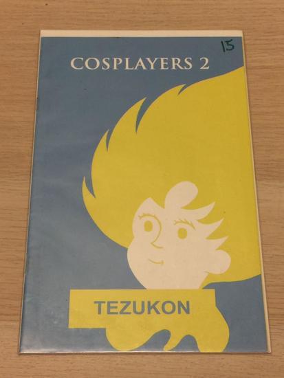Cosplayers 2 Tezukon-Comic Book