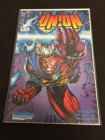 Image Comics, Union #0-Comic Book